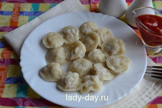 рецепт приготовления домашних пельменей с фото пошагово