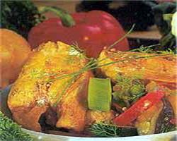Самые вкусные рыбные блюда