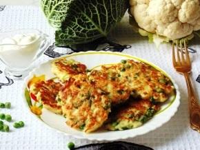 Вкусные блюда из цветной капусты