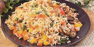 Вкусные блюда из риса