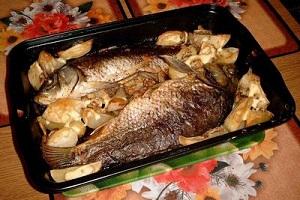 Вкусные рецепты блюд из рыбы
