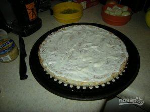Пицца в духовке (тесто покупное) - фото шаг 4