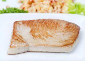 Рыбный салат - фото шаг 2