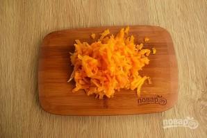 Салат из куриной печени слоеный - фото шаг 2