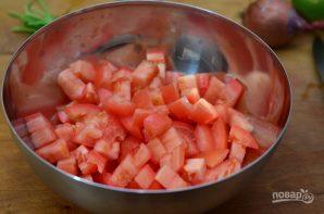 Салат на скорую руку - фото шаг 4