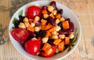 Салат с морковью - фото шаг 4