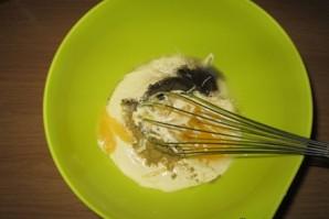 Вегетарианский майонез из сметаны - фото шаг 1
