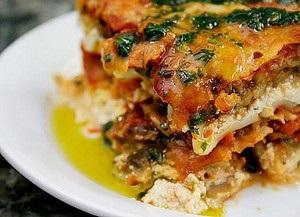 Вкусные рецепты лазаньи