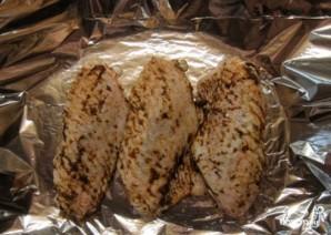 Крылья индейки, запеченные в духовке - фото шаг 2