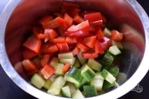 Салат из курицы и авокадо - фото шаг 3