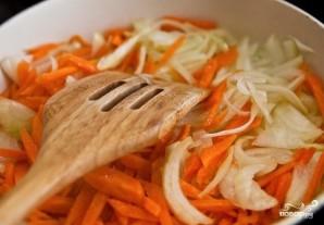 Щи из соленой капусты - фото шаг 2