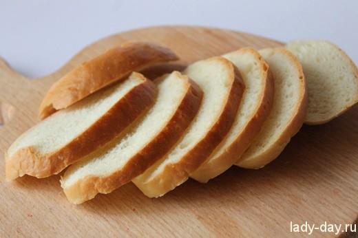Бутерброды с икрой и красной рыбой