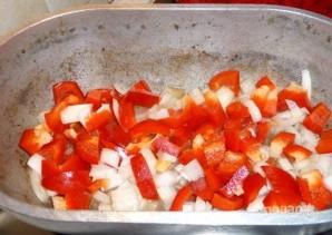 Говяжья вырезка в томатном соусе - фото шаг 3