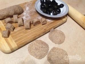 ПП-пельмени с виноградом - фото шаг 4