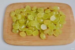 Виноградно-йогуртовое желе - фото шаг 3
