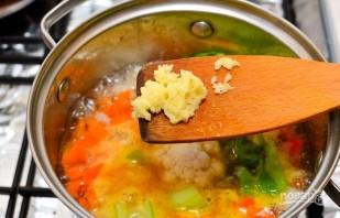 Зимний суп из моркови - фото шаг 5