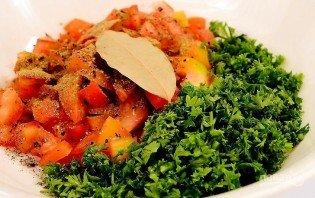 Зимний суп из помидоров - фото шаг 1