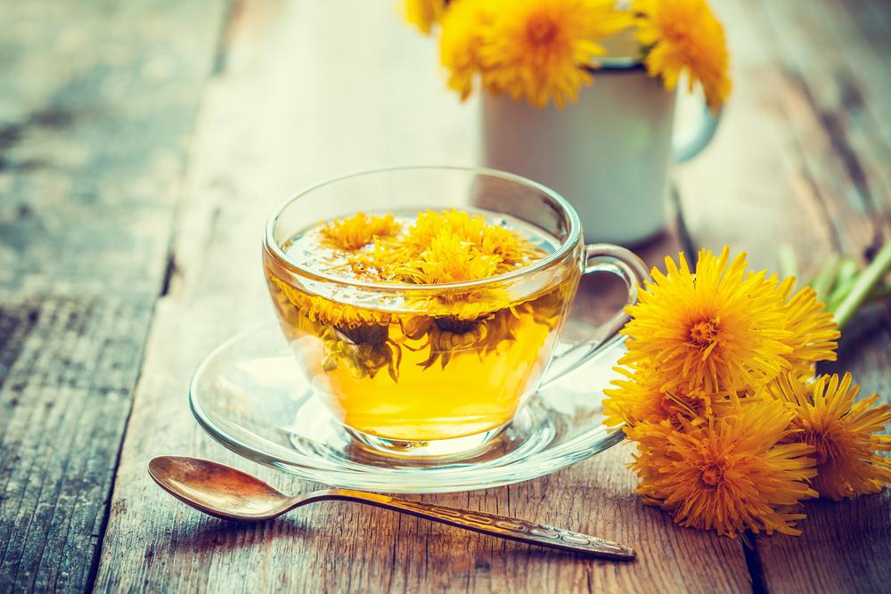 Чай из одуванчиков