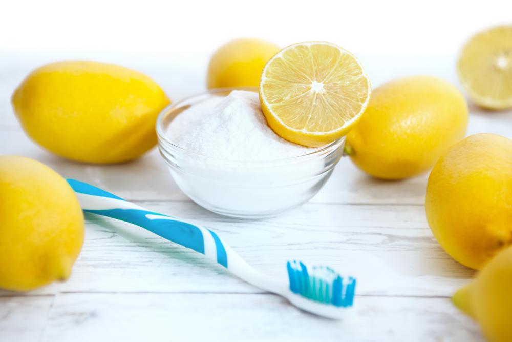 Лимонный сок и сода