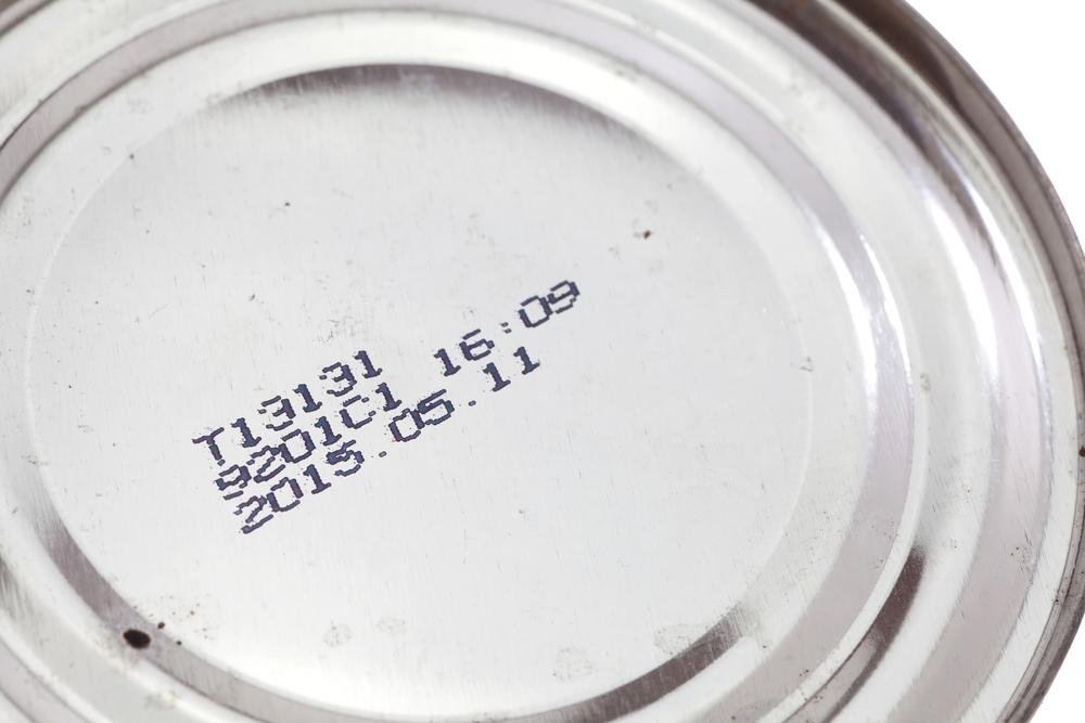 Срок годности консерв