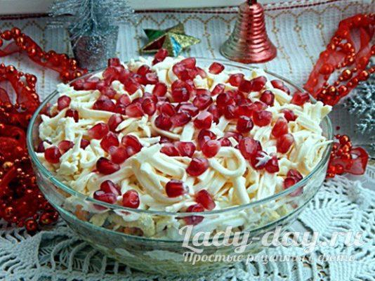 салат с сардиной консервированной фото