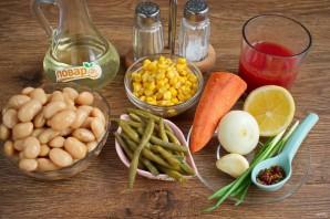 Простой куриный суп с овощами - фото шаг 2