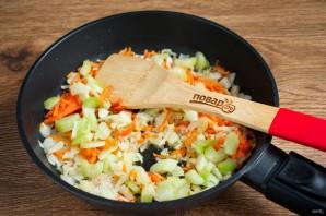 Простой куриный суп с овощами - фото шаг 3