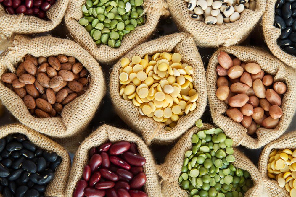Бобовые - источник белка