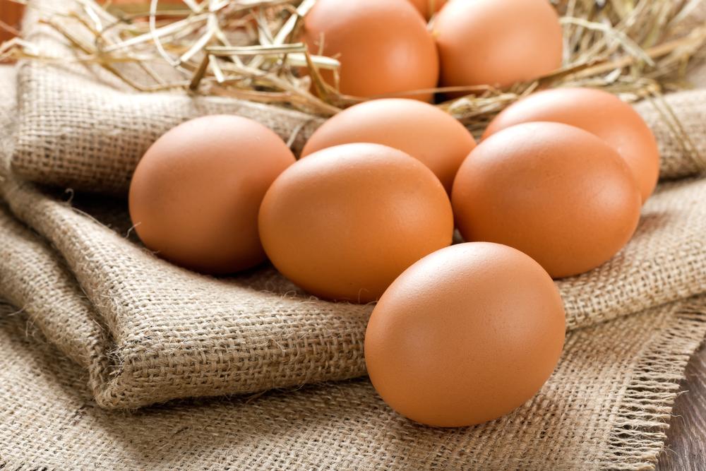Яйца - источник белка