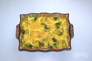 Запеканка из макарон с брокколи - фото шаг 10