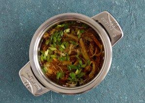 Китайский холодный суп - фото шаг 5