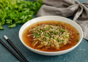 Китайский холодный суп - фото шаг 6