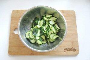 Грузинский салат на зиму - фото шаг 2