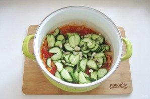 Грузинский салат на зиму - фото шаг 10