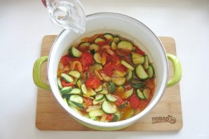 Грузинский салат на зиму - фото шаг 12