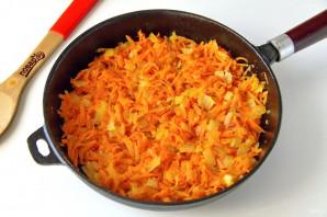 Тунец с картошкой в духовке - фото шаг 2