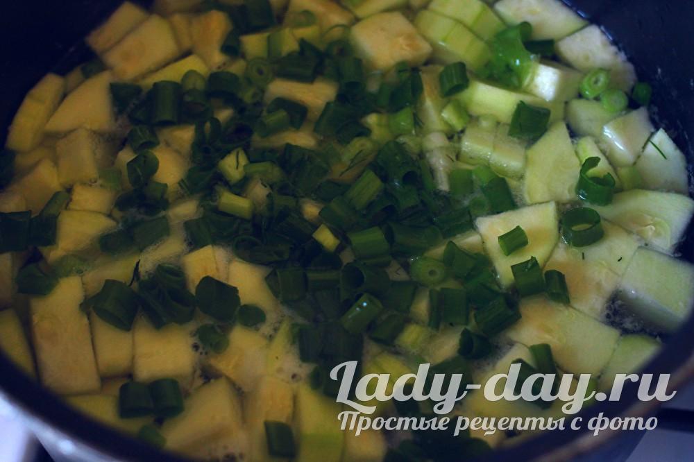 зелены лук