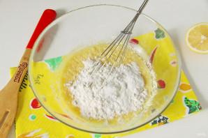 Лимонный пирог от Юлии Высоцкой - фото шаг 5