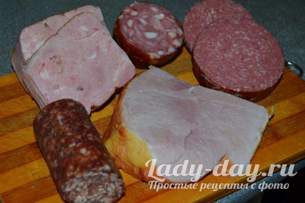 мясные обрезки