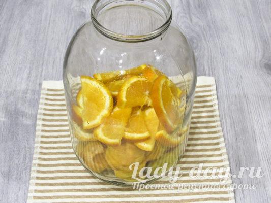 з апельсином