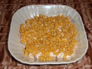 Салат из курицы и ананаса - фото шаг 4