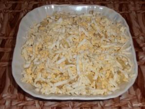 Салат из курицы и ананаса - фото шаг 7