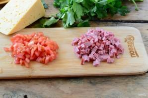 Сочные горячие бутерброды - фото шаг 2