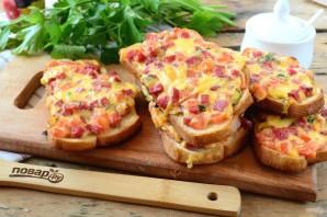 Сочные горячие бутерброды - фото шаг 6