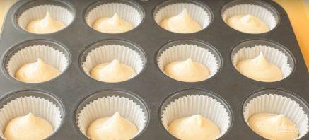 Ванильные кексы (базовый рецепт) - фото шаг 4