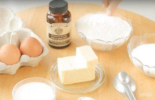 Ванильные кексы (базовый рецепт) - фото шаг 1