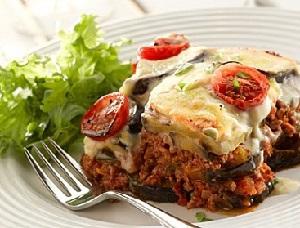 Греческая кухня. Блюда из фарша