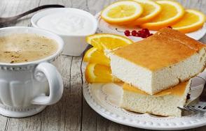 Вкусные рецепты творожной запеканки