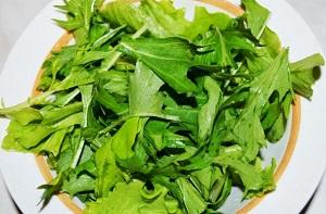 Вкусные рецепты овощных салатов