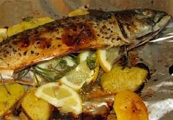 Вкусные и оригинальные рецепты блюд из рыбы